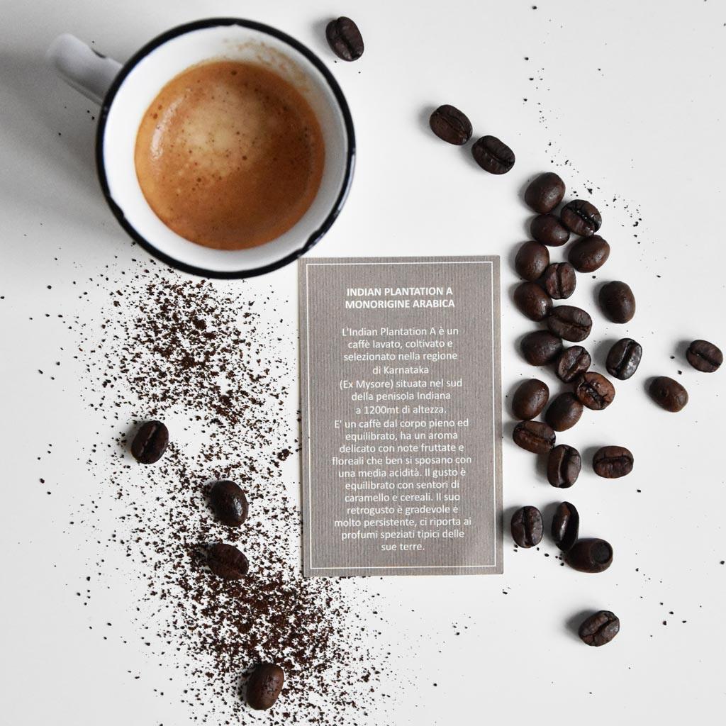 CAFFE' INDIAN PLANTATION A